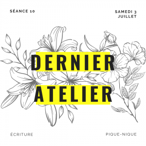 Read more about the article Préparons le prochain atelier #10